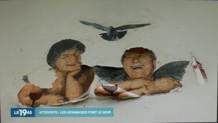 big ben street art - 1945 M6 dimanche 10 janvier III
