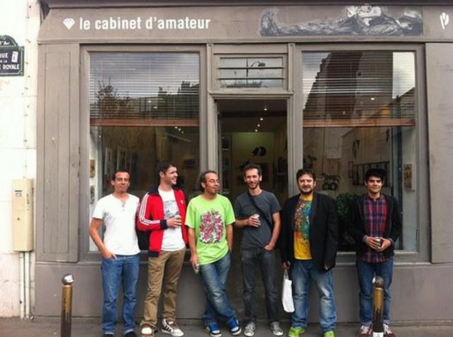 bigbenstreetart -  le cabinet d'amateur - 5