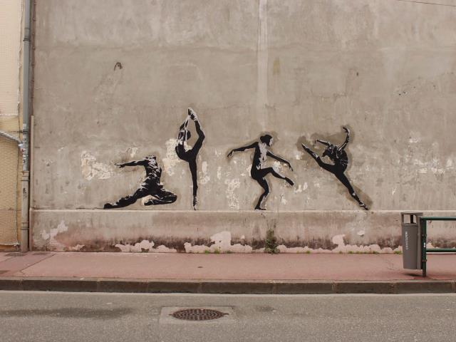 bigbenstreetart -mjc danse