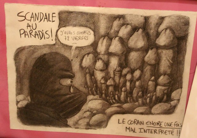 scandale au paradis